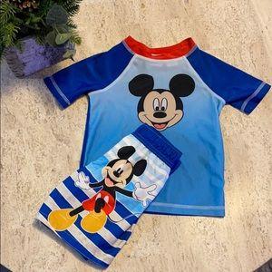 Disney Junior Mickey Swim Set